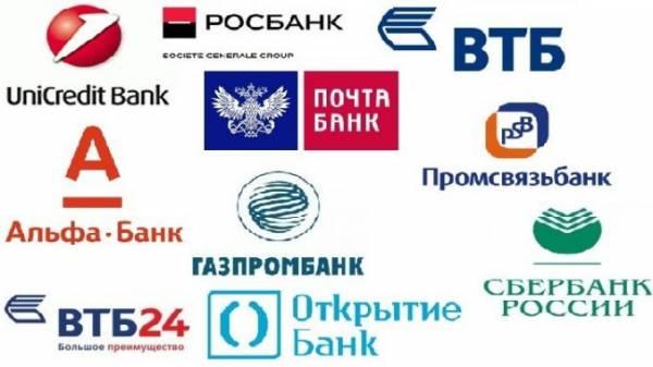 Банки топ 10