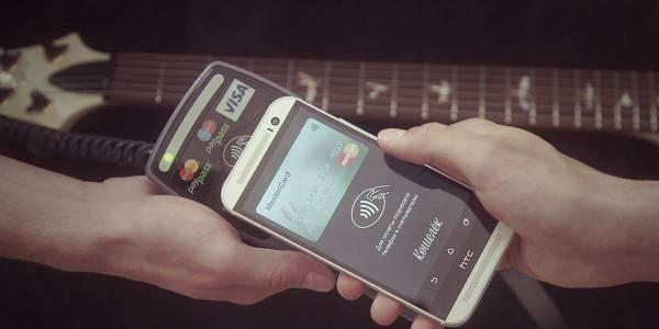 Как оплатить с телефона покупку в магазине